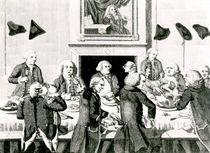 Tasting, 1780 by James Nixon