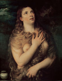 Mary Magdalene by Titian