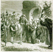 Wolsey at Leicester by English School
