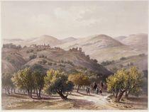 Samaria, engraved by Jean Jacottet von Dutch School