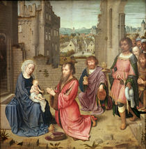 Adoration of the Kings, 1515 by Gerard David