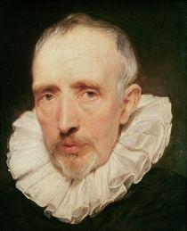 Portrait of Cornelis van der Geest von Anthony van Dyck