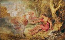 Aurora Abducting Cephalus, 1636 by Peter Paul Rubens