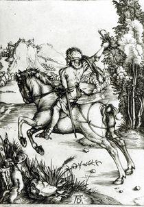 The Small Courier, c.1496 von Albrecht Dürer