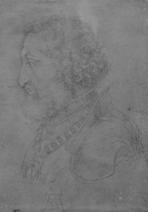 Frederick II of the Rhine, Elector Palatine, 1523 by Albrecht Dürer