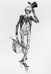 King Cholera, c.1832 by English School