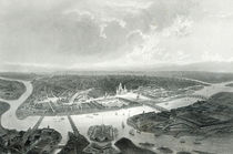 St.Petersburg, engraved by S.Bradshaw by J Ramage