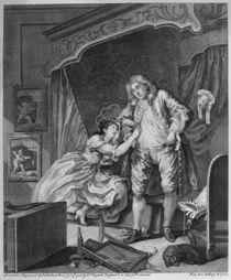 After, 1736 von William Hogarth