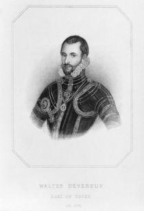 Walter Devereux 1st Earl of Essex von English School