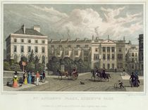 St. Andrews Place, Regents Park by Thomas Hosmer Shepherd