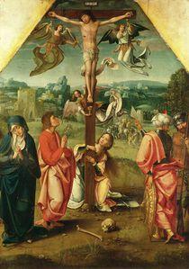 Crucifixion, 1518 by Italian School