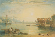 Teignmouth, Devonshire, c.1813 by Joseph Mallord William Turner