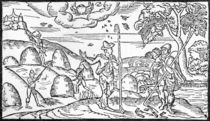 Month of June, from 'The Shepheardes Calender' by Edmund Spenser by English School