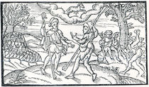 Month of March, from 'The Shepheardes Calender' by Esmond Spenser by English School