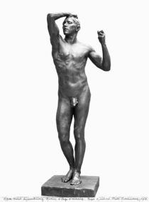 The Age of Bronze, after 1877 von Auguste Rodin