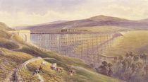 Belah Viaduct, 1869 by John Osborn Brown