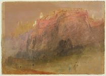 Luxembourg, c.1825 by Joseph Mallord William Turner