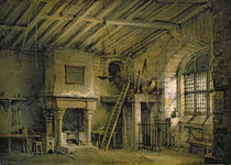 The Tolbooth, stage design for 'The Heart of Midlothian' von Alexander Nasmyth