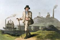 Costumes of Yorkshire, 1813 von English School