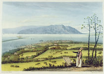 Kingston and Port Royal from Windsor Farm by James Hakewill