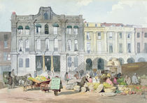 Covent Garden Market von English School