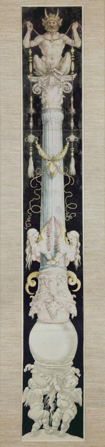 The Great Column, c.1515 by Albrecht Dürer