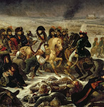 Napoleon on the Battle Field of Eylau von Baron Antoine Jean Gros