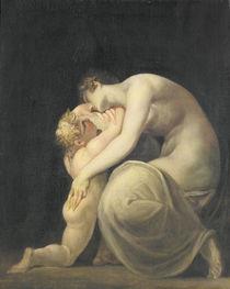 Tekemessa and Eurysakes, c.1800-10 by Henry Fuseli