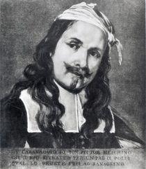 Self-portrait by Michelangelo Merisi da Caravaggio