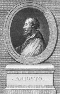 Portrait of Ludovico Ariosto by Titian