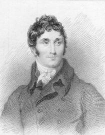 Portrait of Thomas Campbell von Scottish School