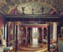 The Agate Room in the Catherine Palace at Tsarskoye Selo von Luigi Premazzi