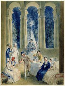 The Tenth Day of the Decameron von Thomas Stothard