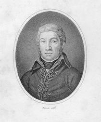 Portrait of Victor Moreau by English School