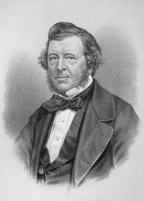 Portrait of Samuel Lover von English School
