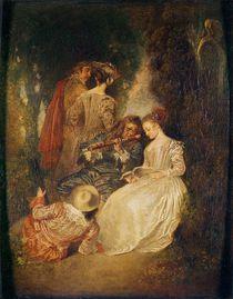 Perfect Harmony von Jean Antoine Watteau