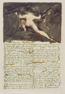 'Ages on ages roll'd over him...' von William Blake