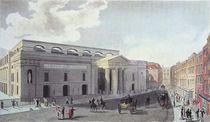 Theatre royal, Covent Garden von English School