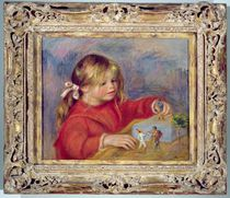 Claude Renoir at play, c.1905 von Pierre-Auguste Renoir