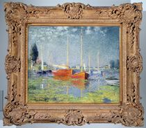 Argenteuil, 1875 by Claude Monet