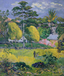 Landscape, 1901 von Paul Gauguin