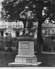 Monument to Hector Berlioz von Alfred Charles Lenoir