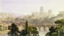 Durham Cathedral, 1846 by George Arthur Fripp