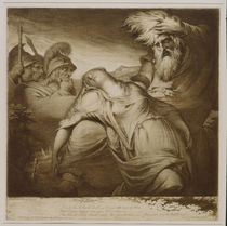 King Lear and Cordelia, 1776 von James Barry