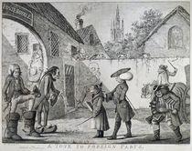 A Tour to Foreign Parts, 1778 von Henry William Bunbury