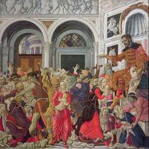 The Massacre of the Innocents by Matteo di Giovanni di Bartolo