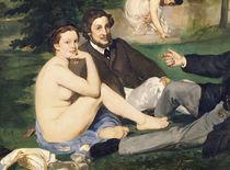Dejeuner sur l'Herbe, 1863 von Edouard Manet