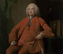 Henry Bellenden, c.1749 by Allan Ramsay