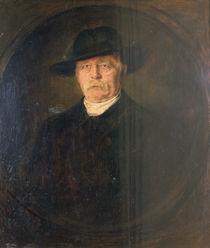 Otto von Bismarck, 1895 von Franz Seraph von Lenbach