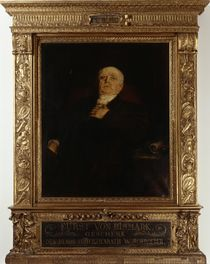 Prince of Bismarck von Franz Seraph von Lenbach